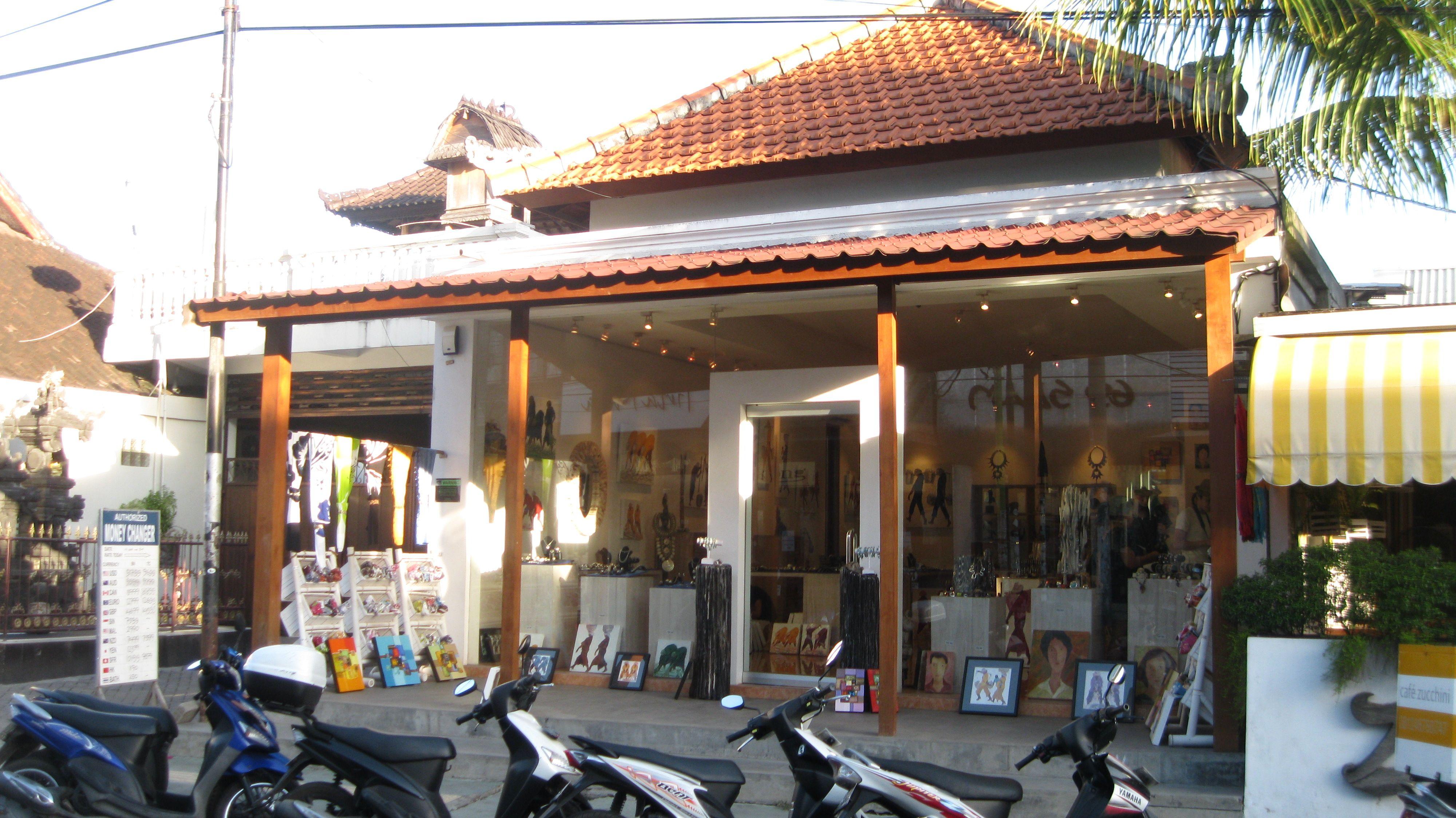 Shop in Seminyak, Bali, Indonesia
