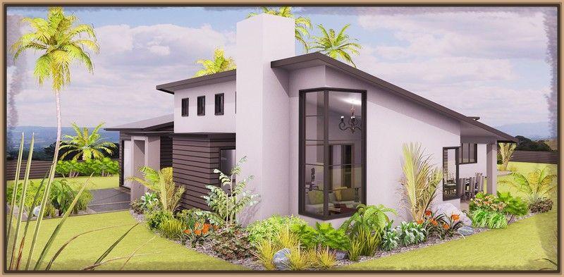Fachadas de casas modernas de dos pisos pequenas for Fachadas casas de dos pisos pequenas