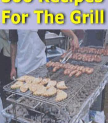 Nishant k baxi 300 recipes for the grill pdf cookbooks pinterest nishant k baxi 300 recipes for the grill pdf forumfinder Image collections