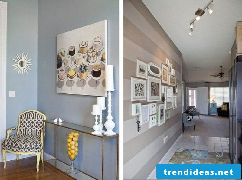 40 ideas for creative color design in the hallway | Pinterest ...