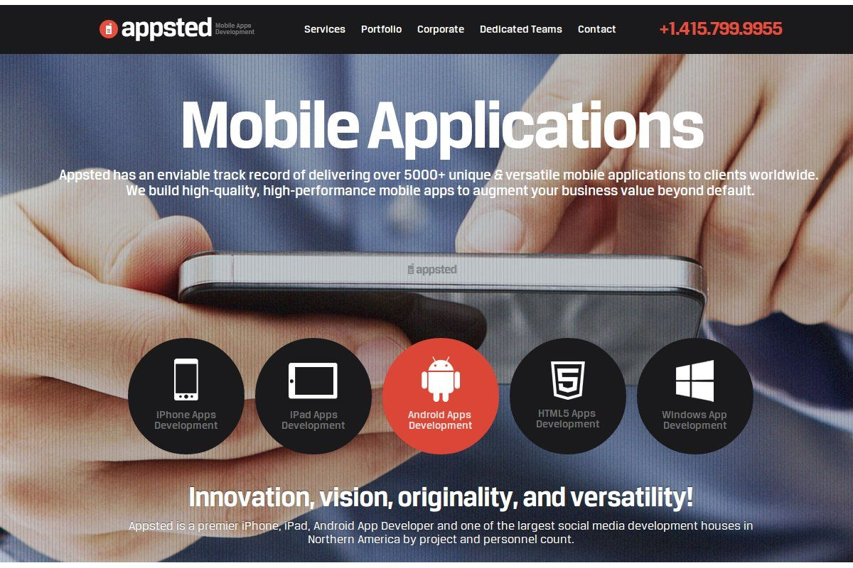 Hire Mobile Application Developer And Create Your High