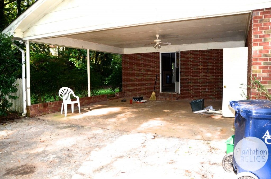 Turning A Carport Into Bedrooms. Join the blog as we flip