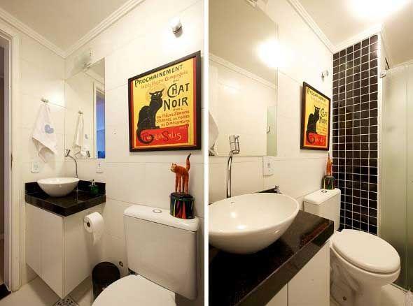 Dejar el cuarto de baño más encantador con la artesanía ...