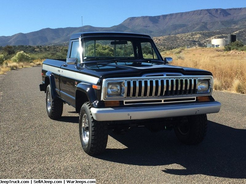 1984 Jeep J10 Laredo Short Bed 4 Jeep Pickup Jeep Old Jeep