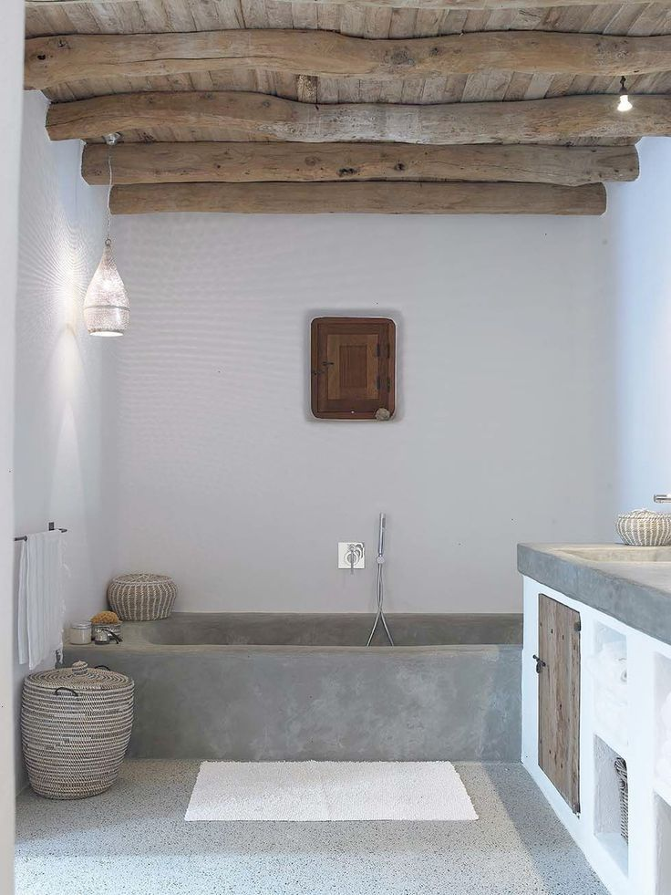 Mediterraner Stil Moderne Badezimmer Inspiration Von Cocoon Bad Design Pr Bad B In 2020 Bathroom Inspiration Modern Modern Bathroom Bathroom Inspiration