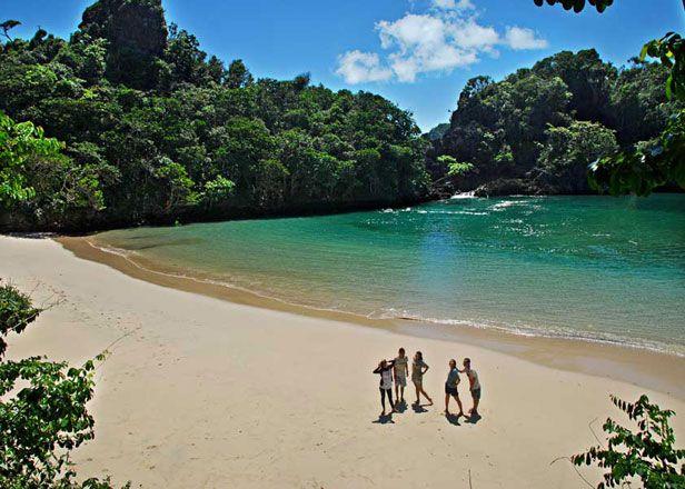 Sempu Island, Malang-East Java Indonesia. a little paradise