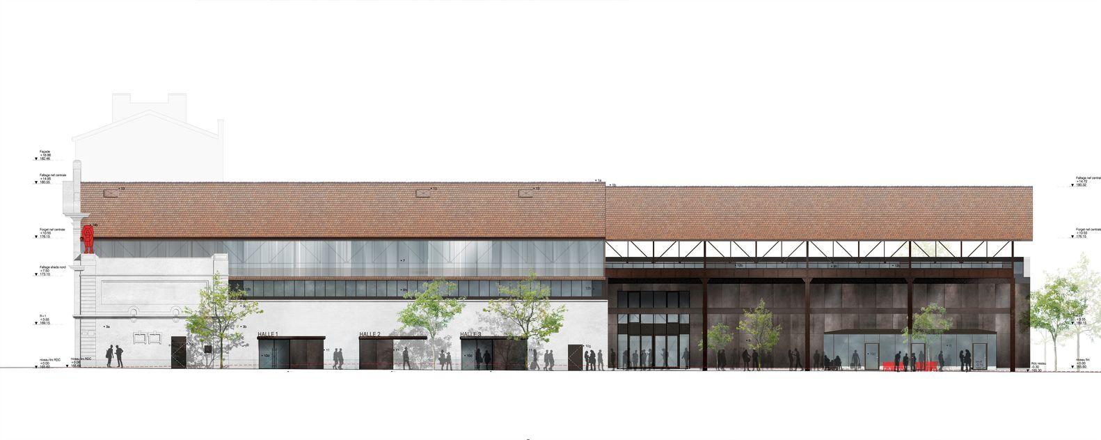 Gallery of Halle Girard Building Renovation / Vurpas