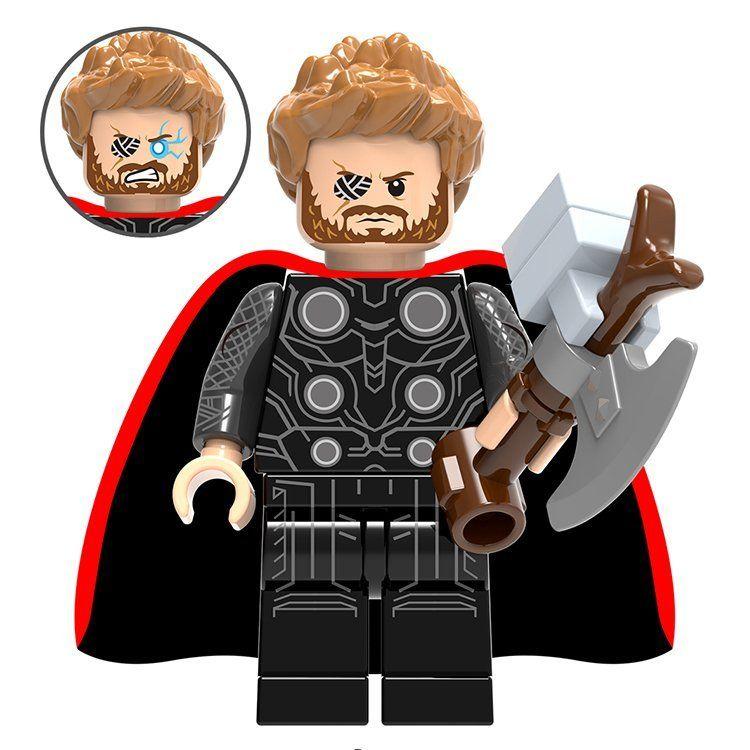 Big Action Figures Comic Marvel Book SuperHeroes Toys For Children Movie Hobbies