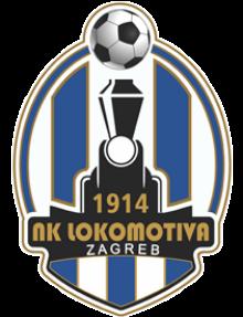 Nk Lokomotiva Zagreb Svg Football Team Logos Football Logo Sports Clubs