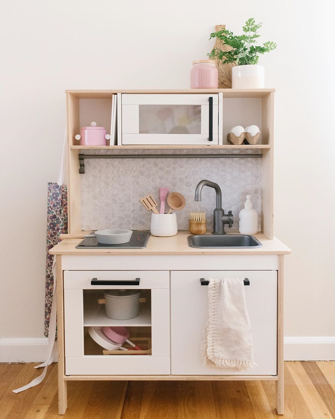 """THE MAMA NOTES on Instagram """" IKEA PLAY KITCHEN DIY All"""