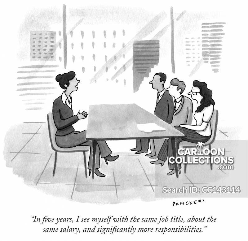 Prints Business cartoons, Job title, Cartoon