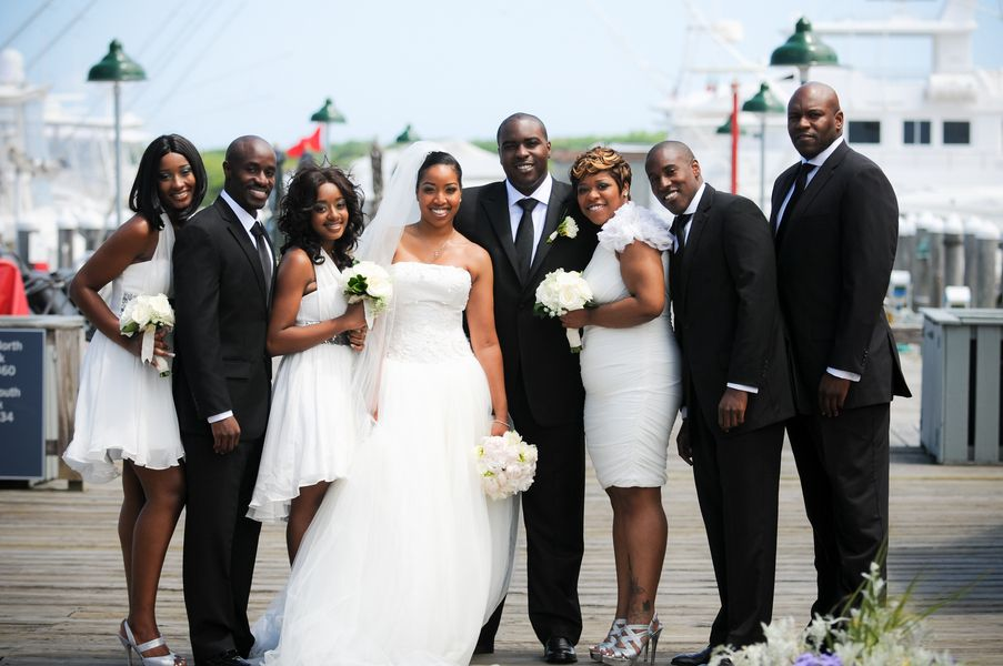 African White Wedding Yacht Club Resort And Marina New York Real