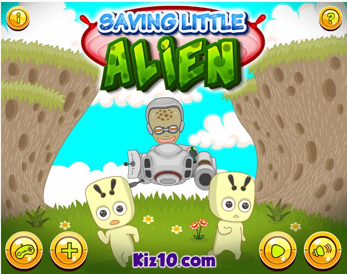 Saving Little Alien  https://sites.google.com/site/punblockedgamesschool/saving-little-alien