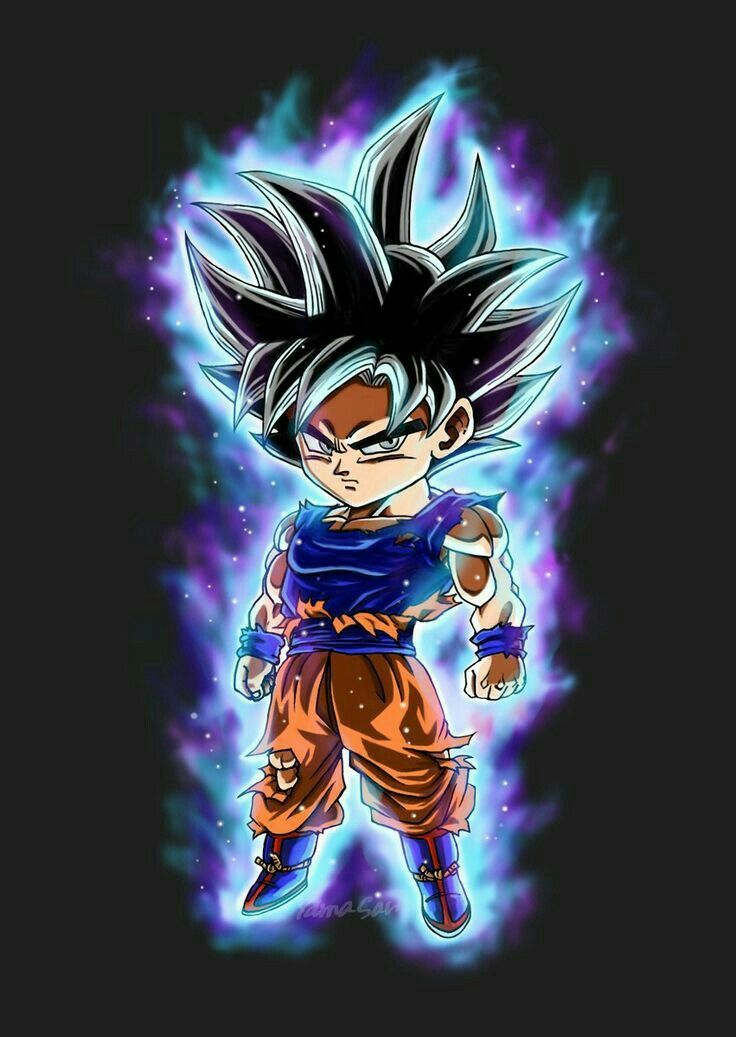Fortnite Wallpaper Illustration Description Goku Migatte No Gokui