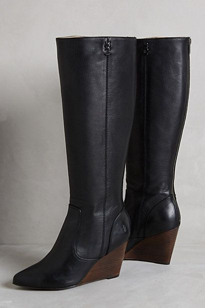 46298222b75 Frye Regina Wedge Tall Boots - anthropologie.com  anthrofave