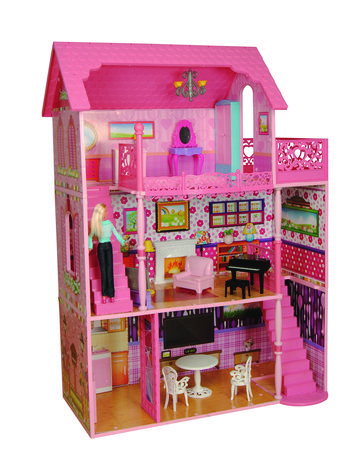 b723c08fae1 Play pretend with this amazing Luxury Doll house for  50 (was  99.97) only  at Walmart.ca!  SwishList  ChristmasGiftIdeas