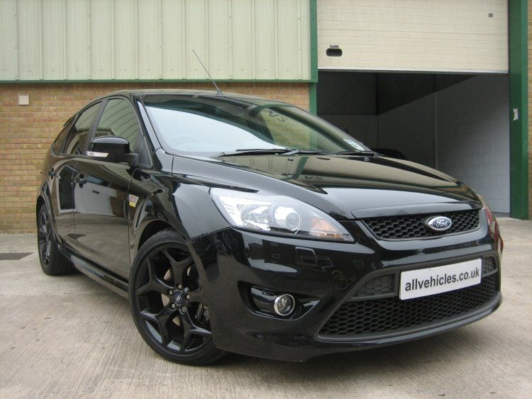 ford - Ford Focus 2009 Black