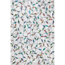 Artscape 24 In W X 36 In L Textured Valencia Privacy Decorative