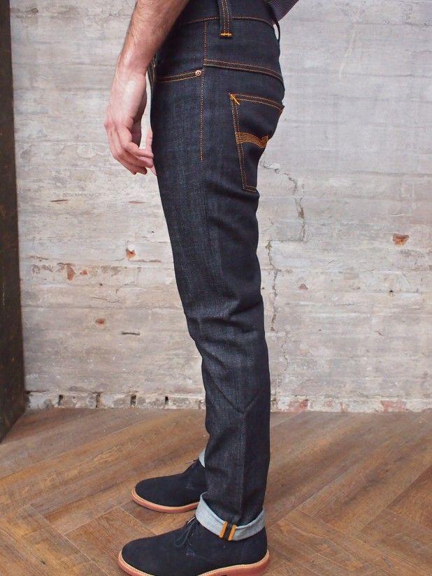 4a99102e5b8b Nudie Jeans Thin Finn Organic Dry Twill Jeans   179   Fashion ...