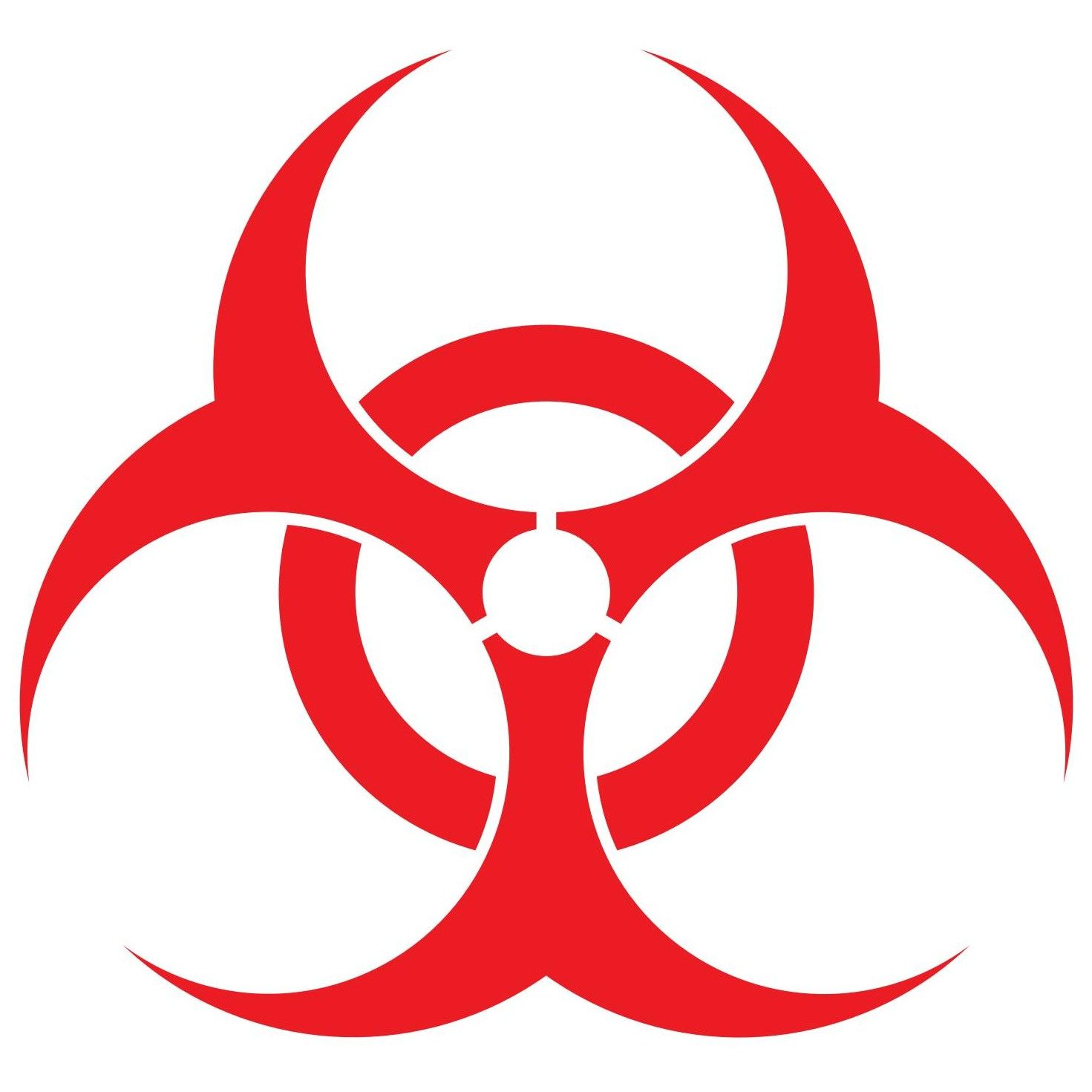 Biohazard symbol red universal labelslogossymbols pinterest biohazard symbol red biocorpaavc Image collections