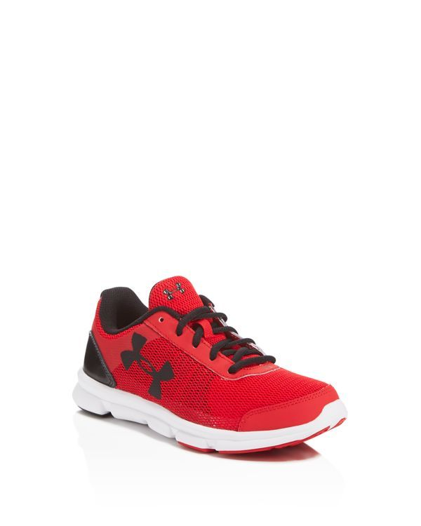 1bc8acf393 Under Armour Boys' Speed Swift Lace Up Sneakers - Toddler, Little ...