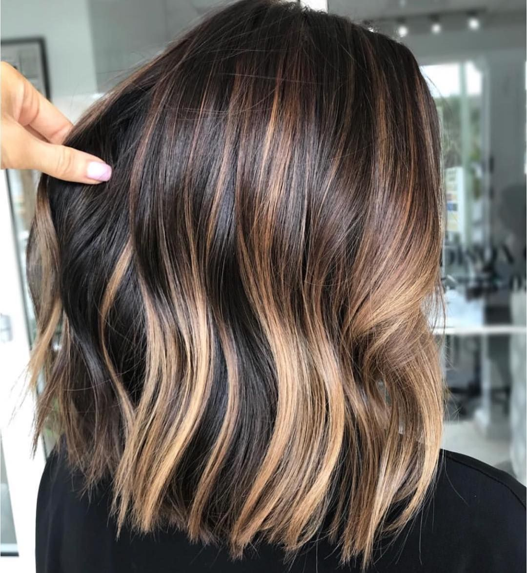 Hairstyles For Women Fall 2020 Hairstyles Pictures Hair Styles Brunette Balayage Hair Short Long Hair Styles