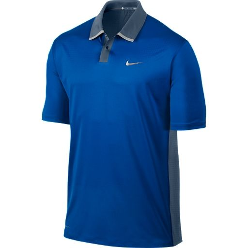 Gracioso Creo que estoy enfermo comestible  Tiger Woods Collection Men's TW Perforated Panel Short Sleeve Polo | Golf  shirts, Nike golf outfit, Golf outfit