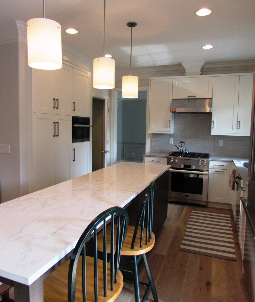 Superior Photo Of Talon Construction   Frederick, MD, United States. Kentlands Kitchen  Remodel With Nice Look