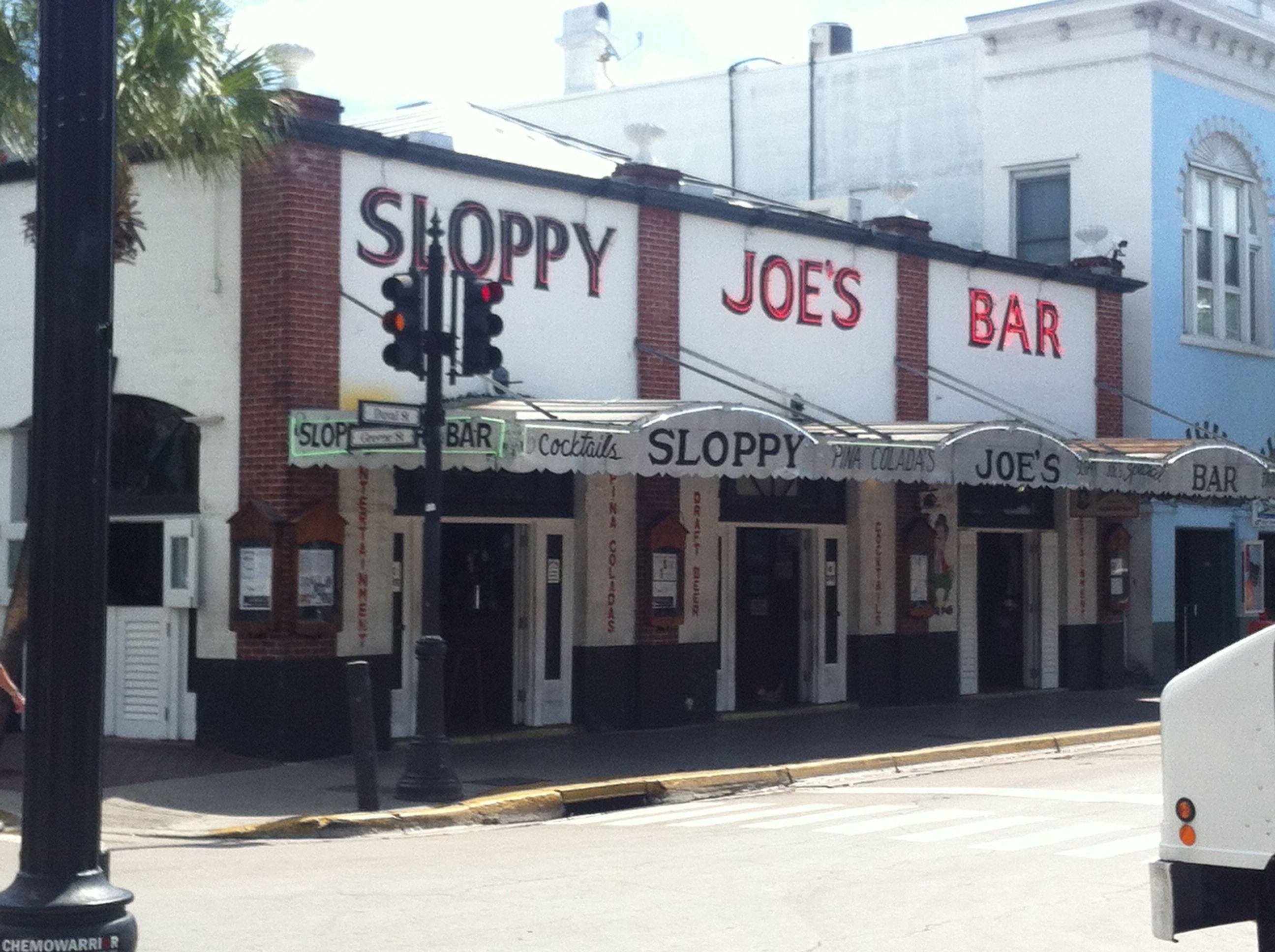Sloppy joes key west :)