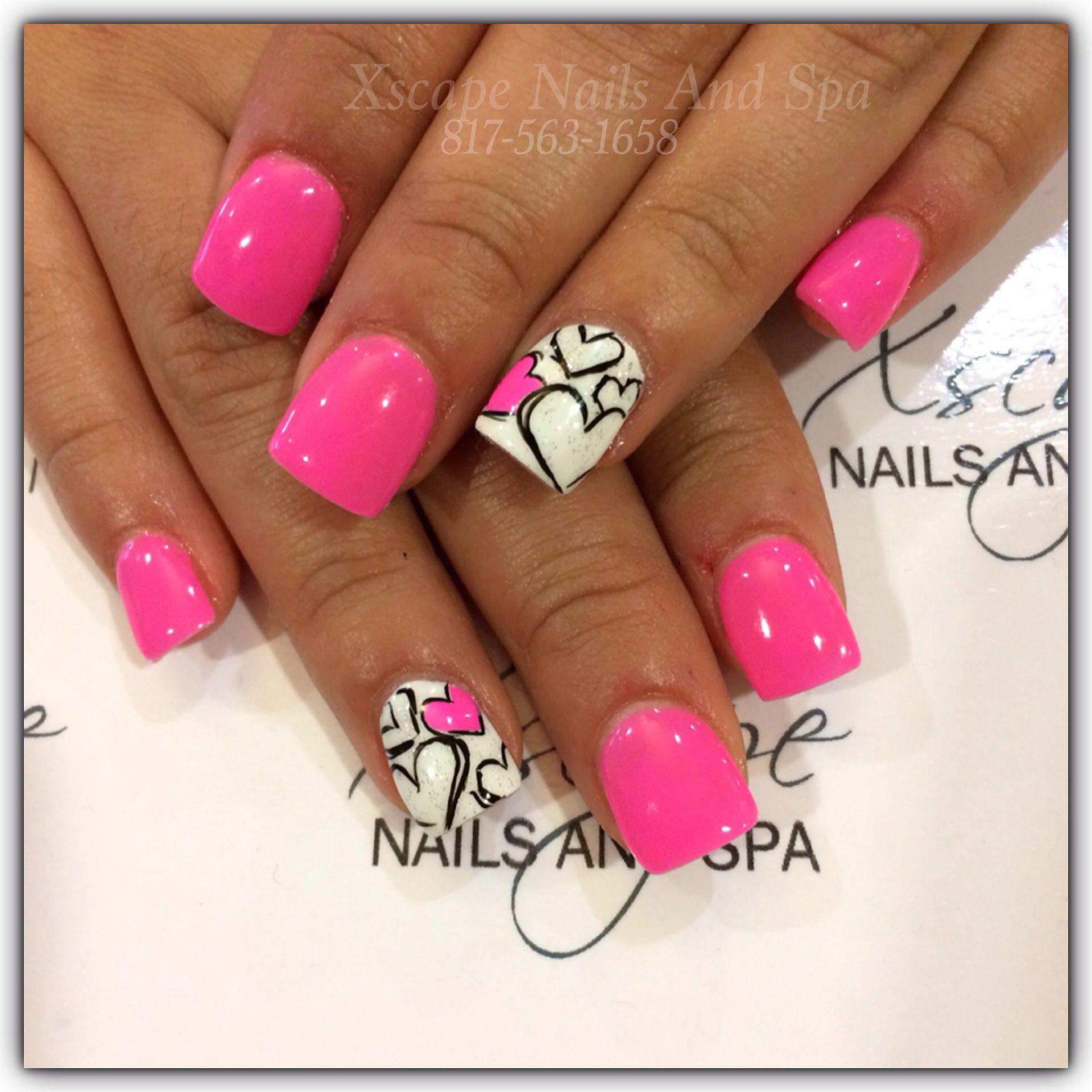 Nail Art Valentines Day: Nail Designs Valentines, Nails