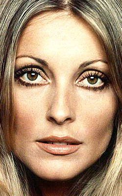 I've been trying to replicate Sharon Tate's makeup..Getting better at it