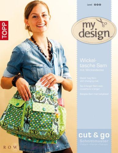 My Design patron de sac et couverture à langer