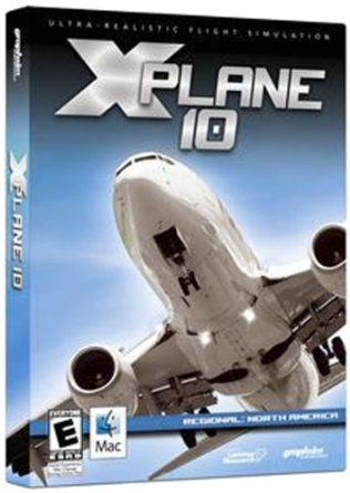 Amazon com: X-Plane 10 Regional: North America - Mac: Video
