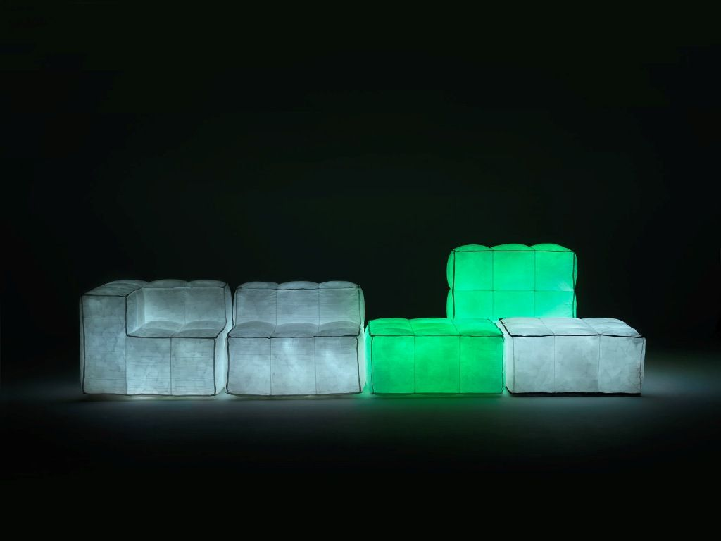 Glow In The Dark Furniture glow in the dark furniture | for the home | pinterest | inflatable