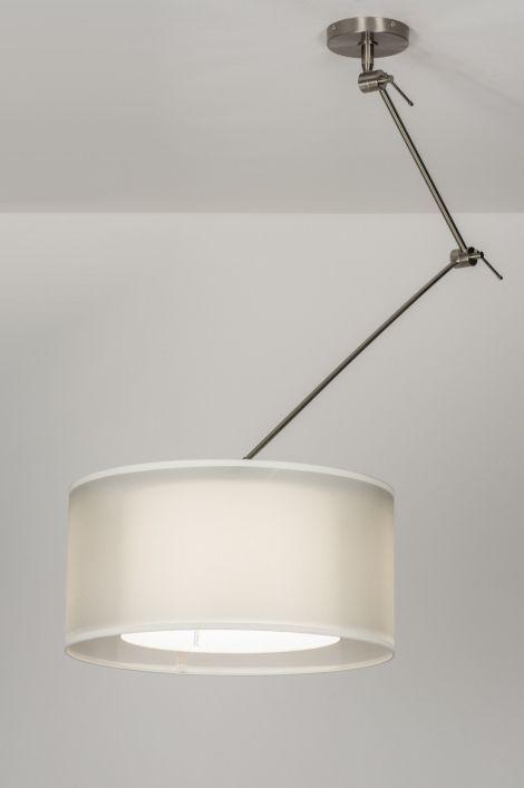 Vaak Geschikt voor LED Een draaibare extra lange verstelbare hanglamp WU84