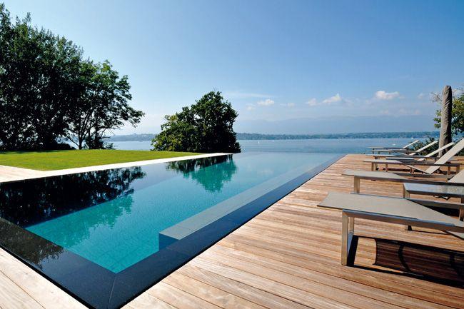 R ussir son projet piscine cot piscine magazine piscines piscine piscine et jardin et for Piscine a debordement miroir