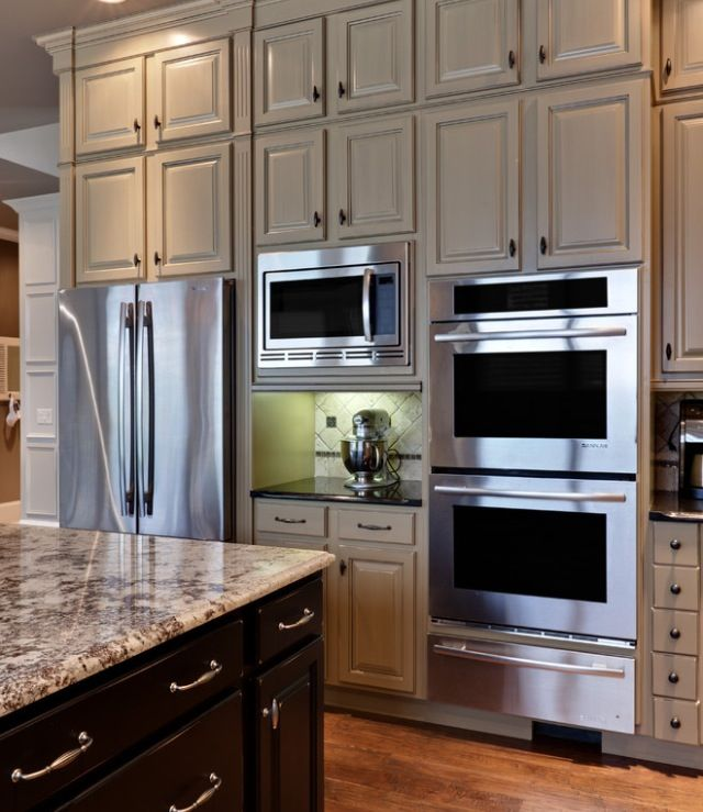 Appliance Cabinets Kitchens