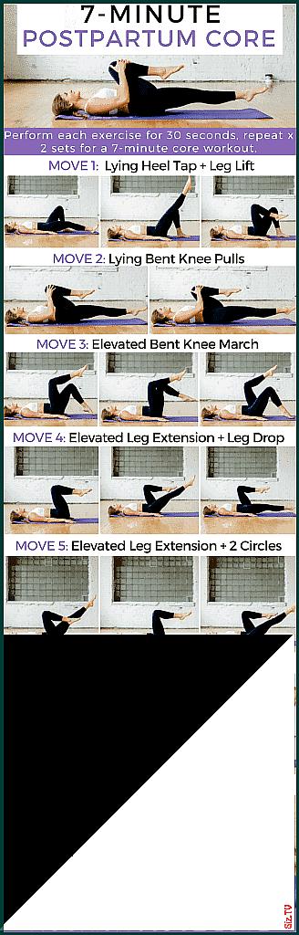 7 Exercises for Postpartum Recovery Diastasis Recti 7 Exercises for Postpartum Recovery Diastasis Re...