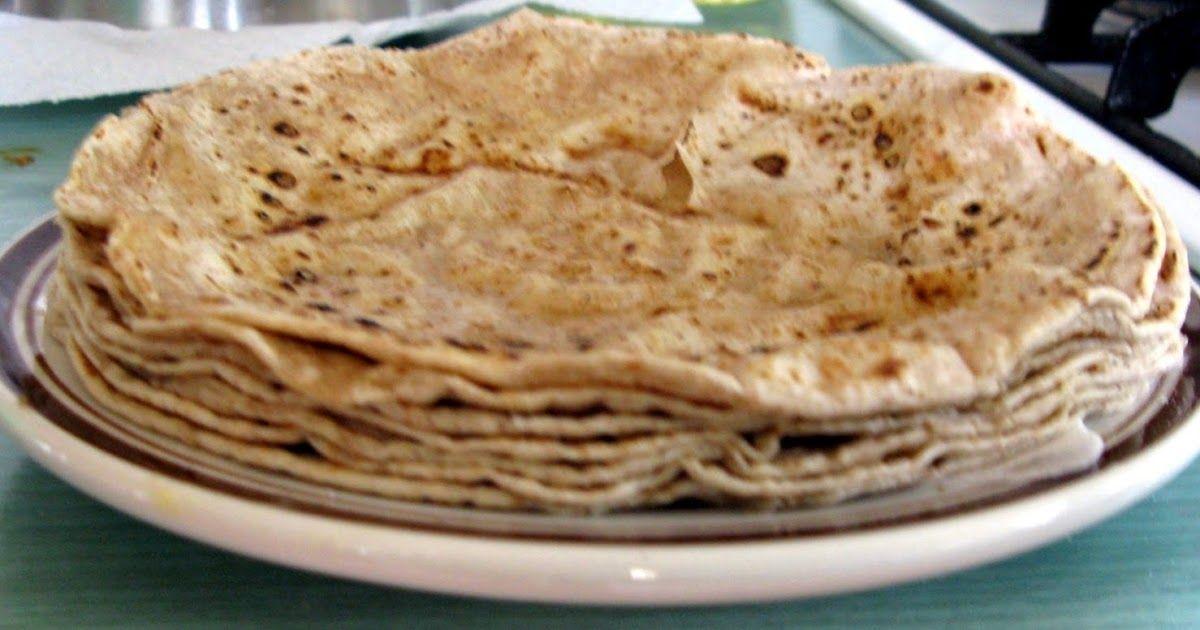 Maani Roti Chapatti Indian Flat Bread Indian Flat