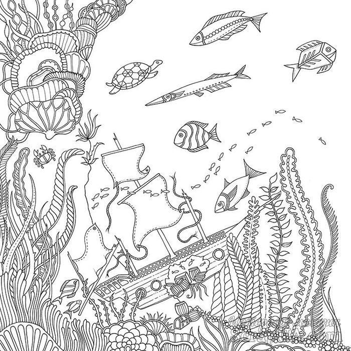 zagublenuj_okean_3-1.jpg (700×700) (с изображениями)