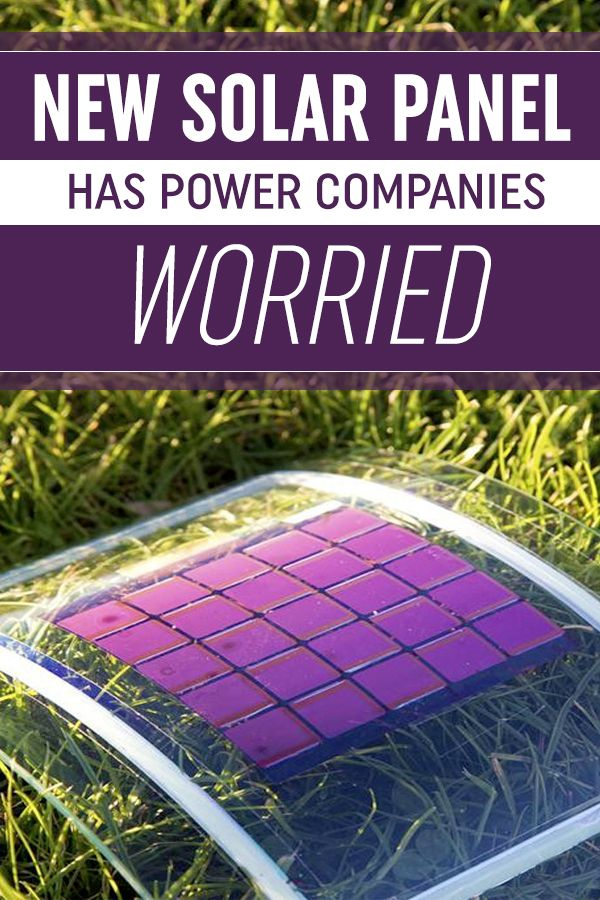 New Solar Panel Worries Power Companies Solar panels
