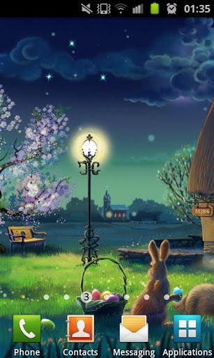 App Night Garden Live Wallpaper Apk For Windows Phone Android