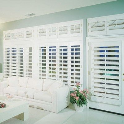 Woodcore Faux Wood Shutters Blinds Com In 2020 Wood Shutters Wood Shutters Indoor Wooden Shutters Indoor