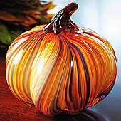 The World S Most Colorful Beaches Art Glass Pumpkin Blown Glass