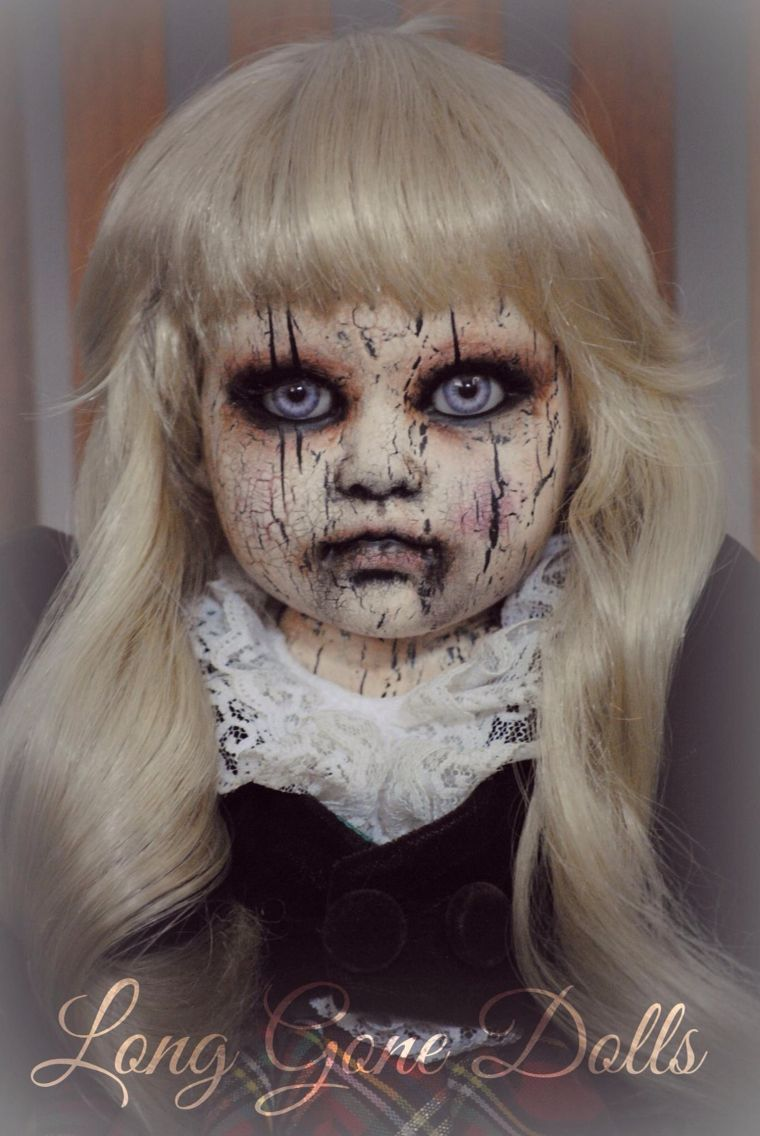 Quot Britton Leigh Quot By Long Gone Dolls Long Gone Dolls