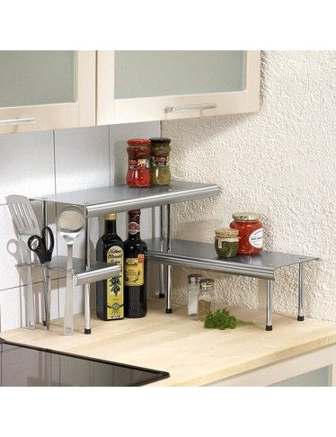 Corner Countertop Shelf Google Search Cocinas Hogar Cocinas Kitchen