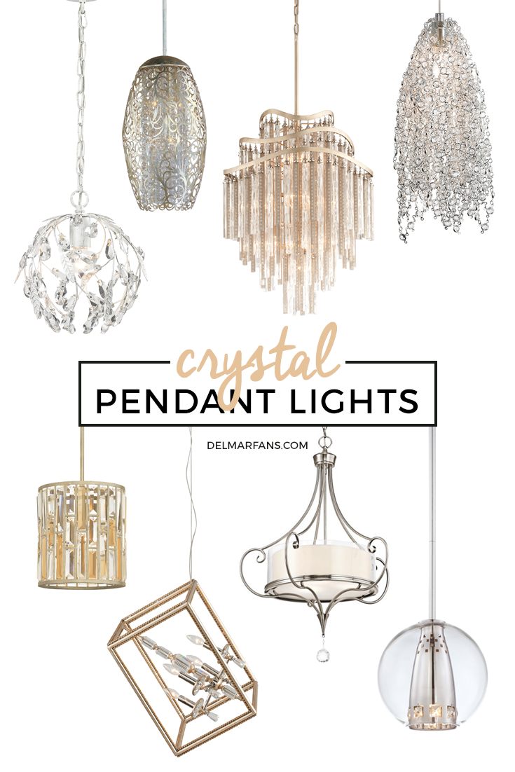 Add timeless sophistication to any room in your home with crystal ...