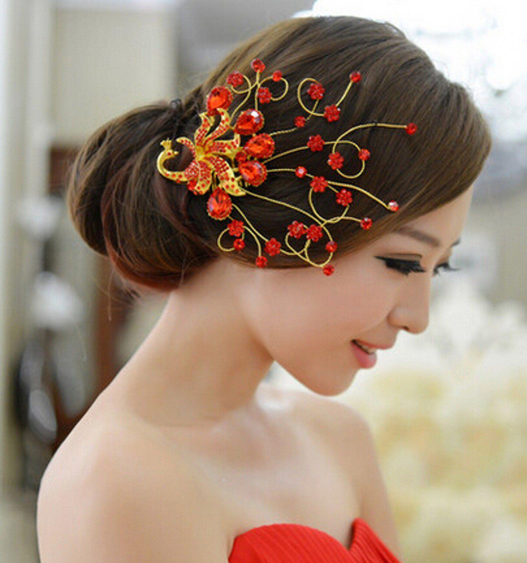anita women's fascinators wedding phoenix coronet forehead