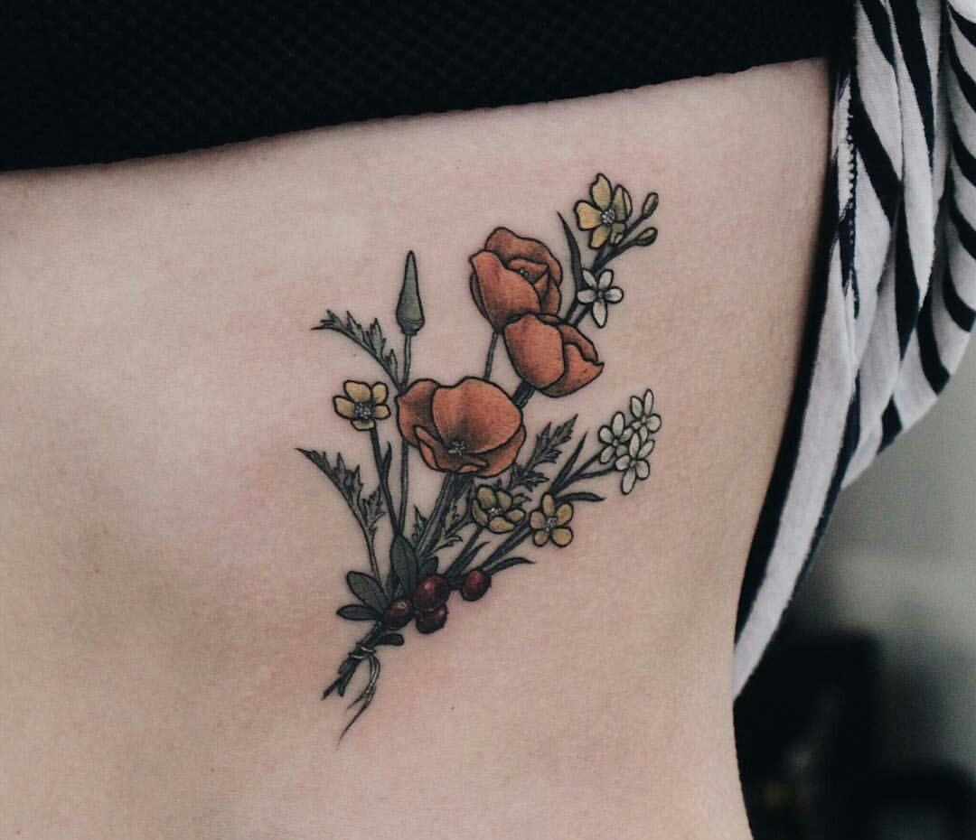 Poppies Tattoos Pinterest Tattoo Tatting And Piercings