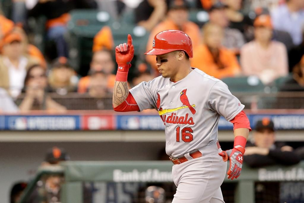 Cardinals 2B Kolten Wong has 7 hits this postseason... NONE are singles.